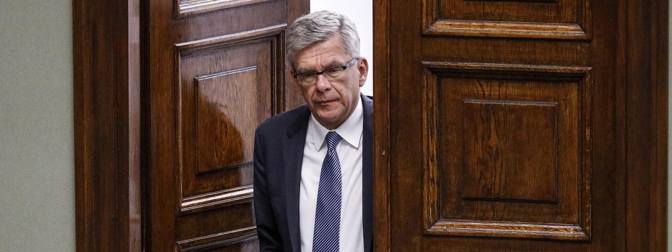 Stanisław Karczewski PiS polityka Prawo i Sprawiedliwość Senat