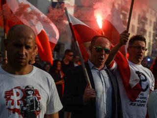 Z nienawiścią wobec obcych, nakręconą po ostatnich wyborach, będziemy walczyć latami