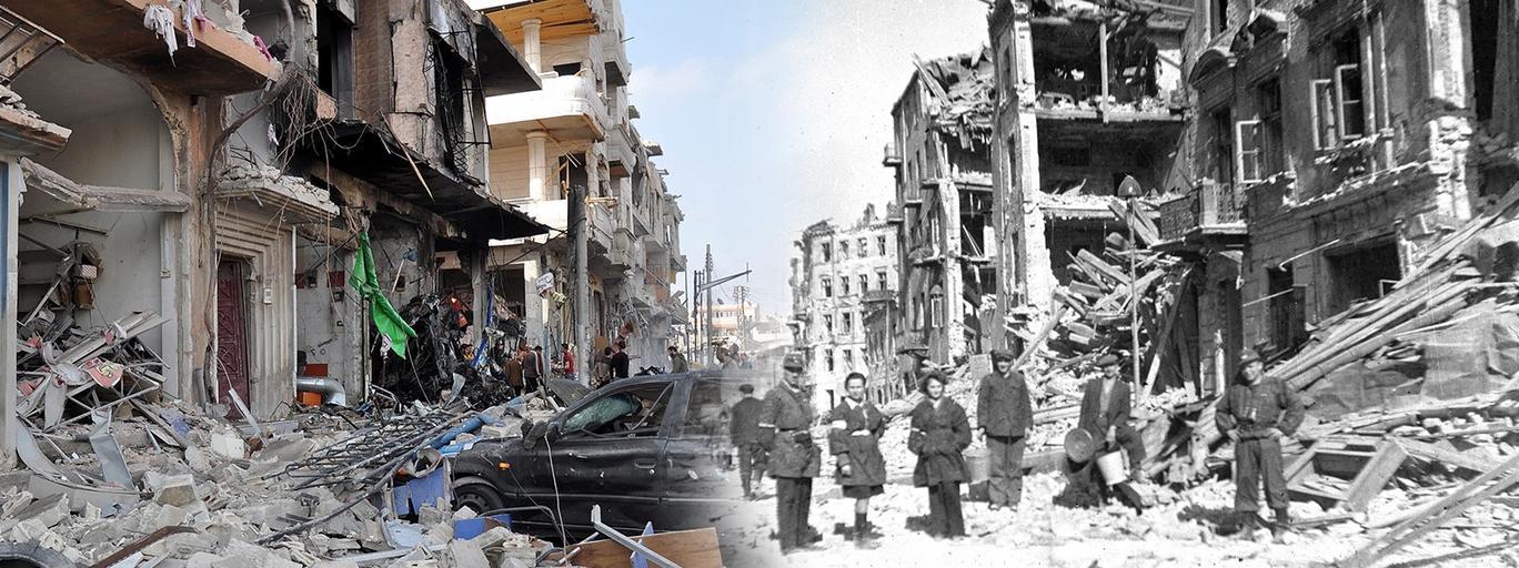 Warszawa - Aleppo