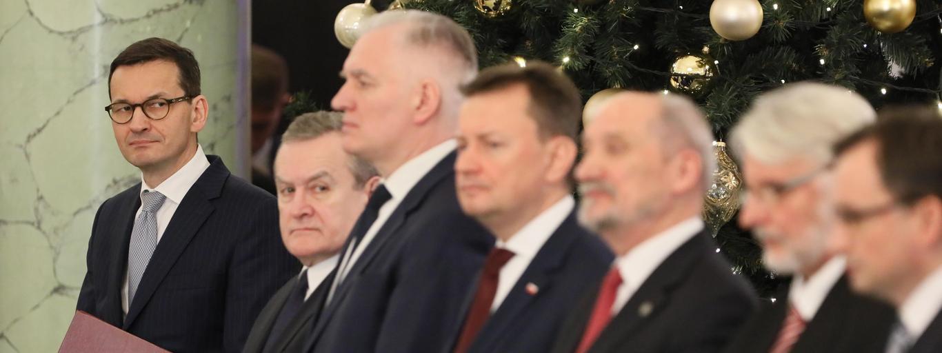 powołanie nowych ministrów