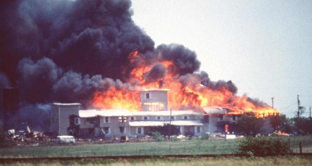 Masakra w Waco