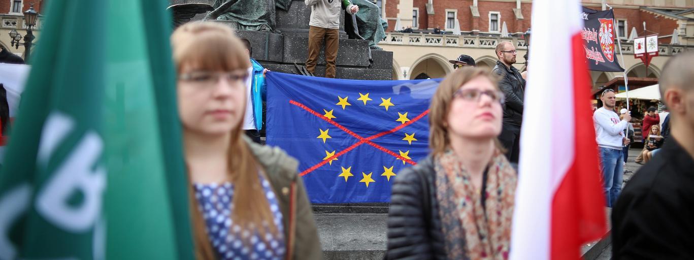 Unia europejska, ue, antyeuropejskość, polexit, młodzi, młody, polacy