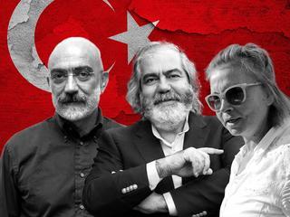 Tureccy dziennikarze skazani na dożywocie za krytykę władzy