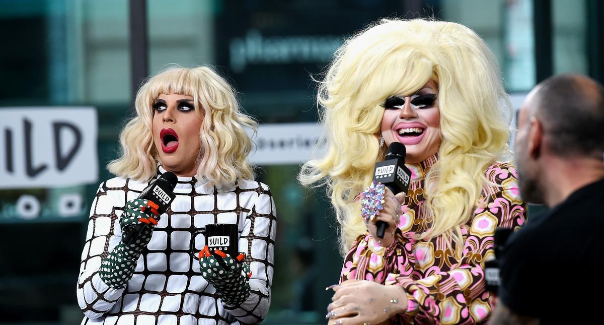 "Build Presents Trixie Mattel & Katya Zamolodchikova Discussing ""The Trixie & Katya Show"""