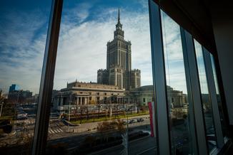 Nie będzie metropolii warszawskiej. Sasin: Wycofujemy projekt