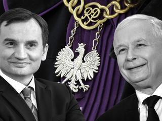 Decyzja TK pozwoli PiS zdemolować polskie sądy. Koniec trójpodziału władzy?