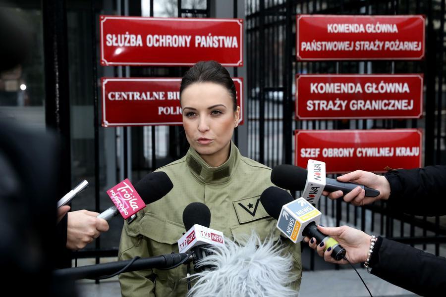 Anna Gdula-Bomba, Rzecznik Służba Ochrony Państwa