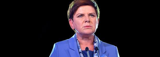 Beata Szydło PiS polityka Prawo i Sprawiedliwość