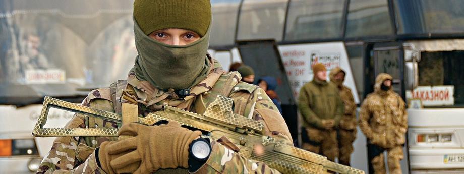 Konflikt na Ukrainie, Donbas