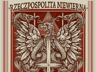 """""""Elementy satanistyczne i antychrześcijańskie"""" na godle RP. Nergal usłyszał zarzut"""
