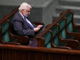 Waszczykowski. Minister, który najpierw udziela wywiadu, a potem musi tłumaczyć, o co mu chodziło