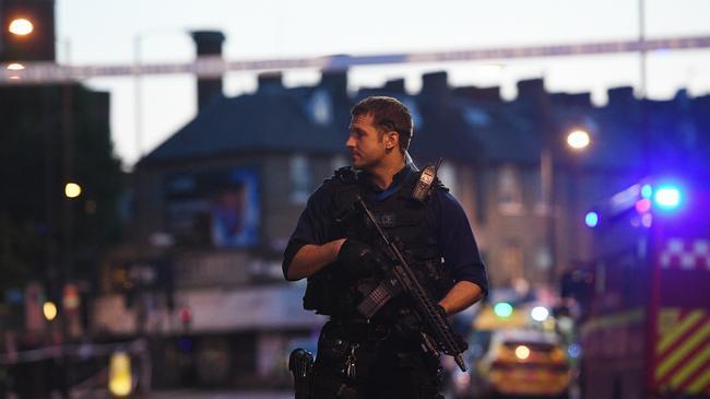zamach, londyn, Finsbury Park, meczet, muzułmanie