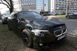 Wypadek limuzyny MON. Tym razem z udziałem wiceministra Kownackiego