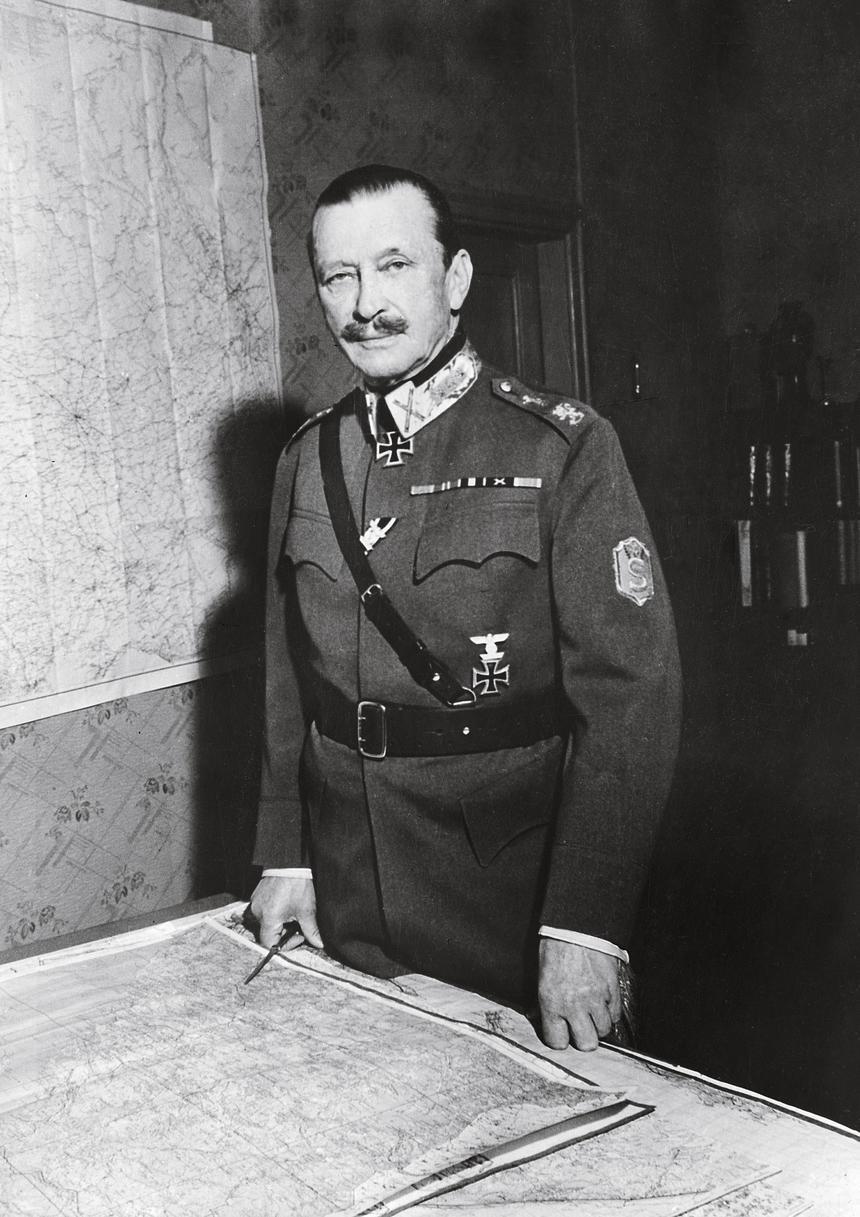 Marszałek Carl Gustaf Emil Mannerheim