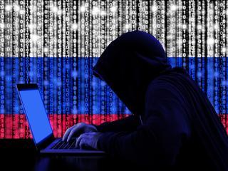 Rosja Haker hakerzy