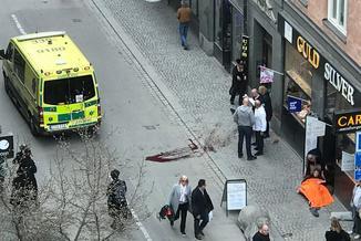 Domniemany sprawca zamachu w Sztokholmie miał być wydalony