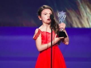 """Wzruszające przemówienie 7-letniej gwiazdy filmu """"The Florida Project"""""""