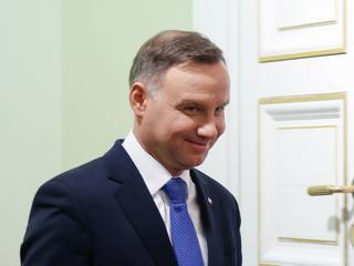 Andrzej Duda przeczy sam sobie. Krytykuje ustawę o IPN, ale przecież sam ją podpisał