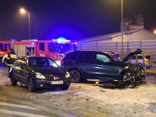 """Kierowca """"zdezorientowany"""". Co było przyczyną wypadku Macierewicza?"""