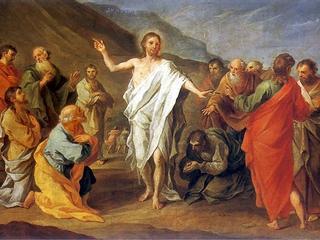 W drodze do Emaus: Początek chrześcijaństwa