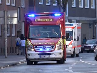 Niemcy: furgonetka wjechała w tłum przechodniów