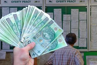 Kiedy Polacy będą zarabiać średnio 10 tys. złotych miesięcznie?