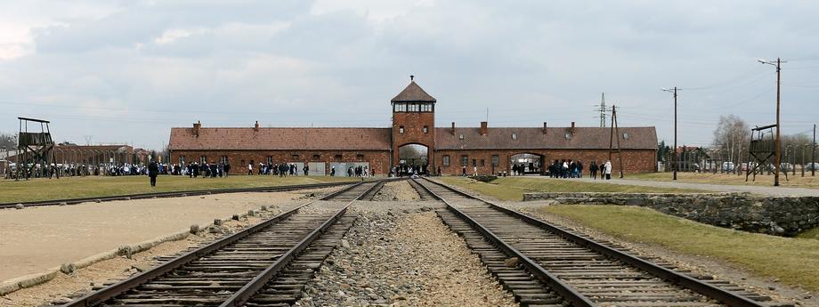 Oświęcim Auschwitz-Birkenau Holokaust obóz koncentracyjny obóz śmierci II wojna światowa historia