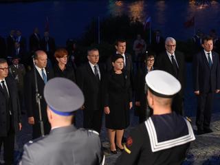 Oburzające zachowanie MON podczas apelu na Westerplatte