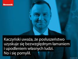 Co zrozumiał Andrzej Duda?