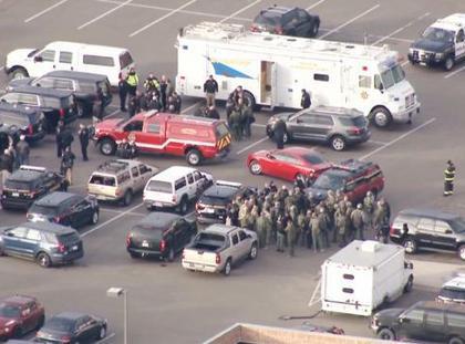 Strzelanina na przedmieściach Denver