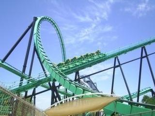 Dlaczego kochamy rollercoastery?