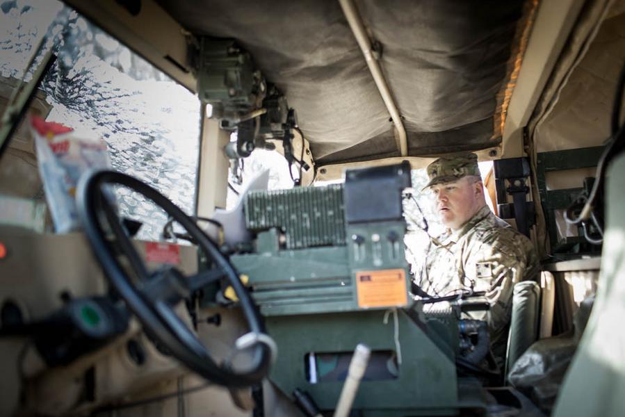 US Army w Żaganiu