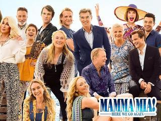 """Abba wiecznie żywa. """"Mamma Mia: Here We Go Again!"""" od dziś w kinach"""