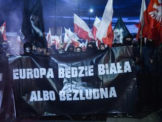 Kim są młodzi radykałowie, którzy szli w Marszu Niepodległości?
