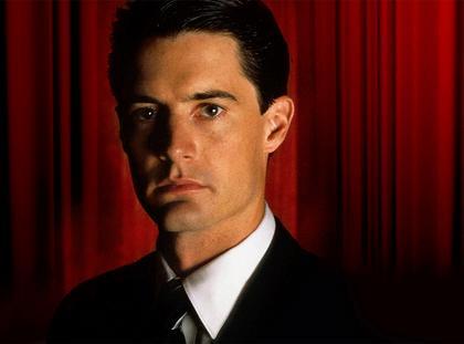 Agent Cooper Miasteczko Twin Peaks