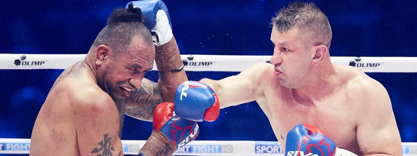 Tomasz Adamek Solomon Haumono boks pięściarstwo Polsat Boxing Night Ergo Arena Gdańsk