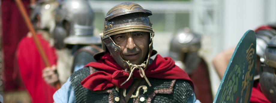 legioniści starożytny rzym
