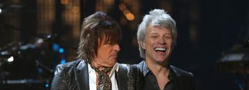 Rock & Roll Hall of Fame Jon Bon Jovi