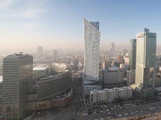 Kościół wybuduje wieżowiec w centrum Warszawy. Jest decyzja
