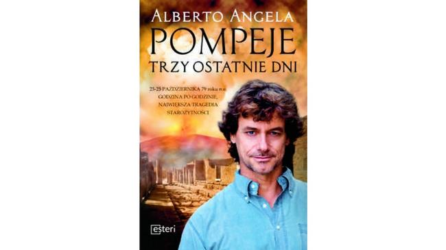 Pompeje, okładka