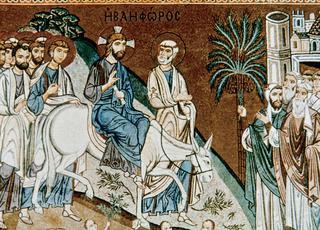 Jezus w mieście buntu, Jerozolimie