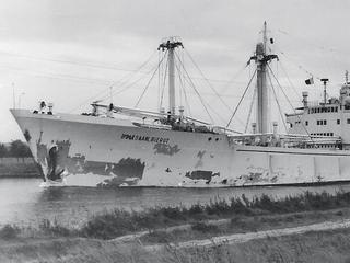 Jak polskie statki stały się jeńcami w wojnie sześciodniowej