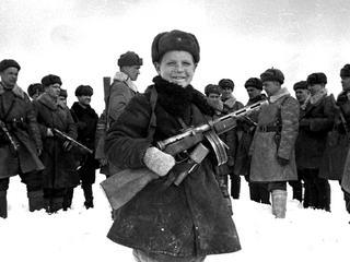 Święte dzieci Czerwonej Armii