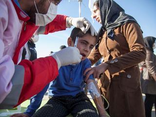 Zginęło ponad 300 osób, Tragiczne skutki trzęsienia ziemi w Iranie