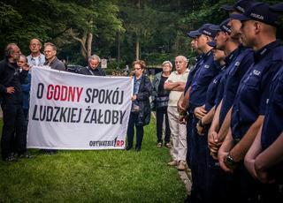 Polska kontra prawa człowieka