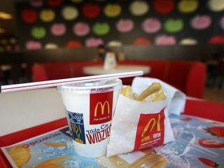 Dlaczego frytki z McDonalds'a są uzależniające?