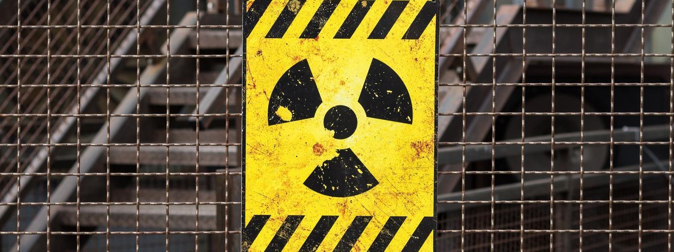 radioaktywność skażenie radioaktywne atom