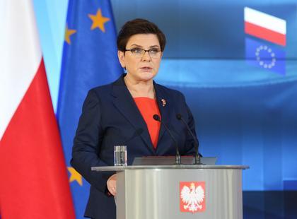 Premier Szydło stawia UE warunki, które zostały już spełnione