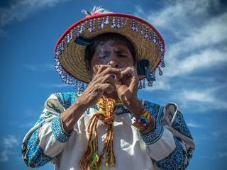 Turystyka szamańska turystyka psychodeliczna Meksyk