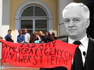 Upolitycznić i scentralizować, czyli pomysł Jarosława Gowina na uczelnie wyższe